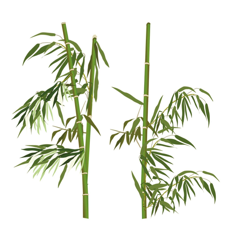 Eurographics  Deco Sticker Bamboo Everywhere