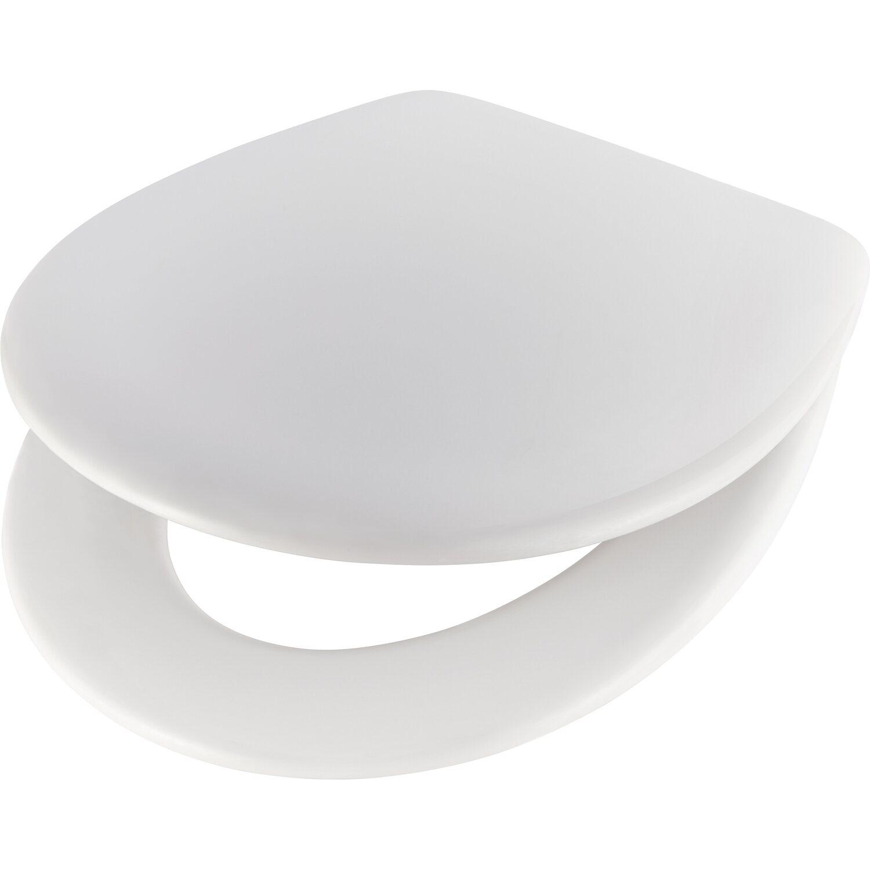 obi wc sitz mit absenkautomatik wei kaufen bei obi. Black Bedroom Furniture Sets. Home Design Ideas