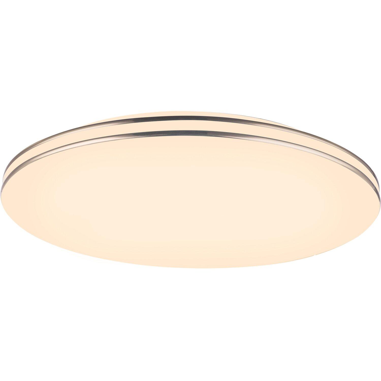 Globo LED Deckenleuchte Serena Chrom Ø 11,3 cm EEK: A