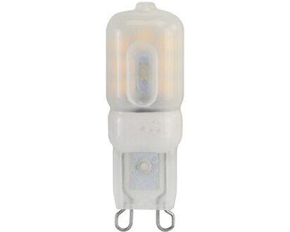Obi led leuchtmittel pin g9 2 5 w 210 lm warmweiß eek: a