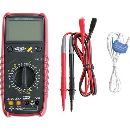 LUX Digital Multimeter Testboy TB 313