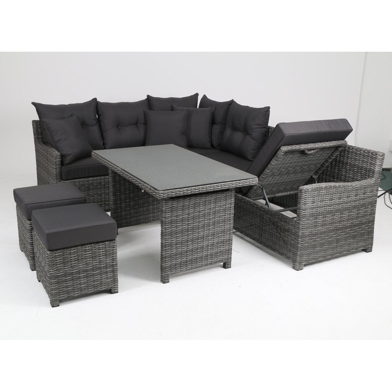 Greemotion Lounge-Set Miami Comfort kaufen bei OBI