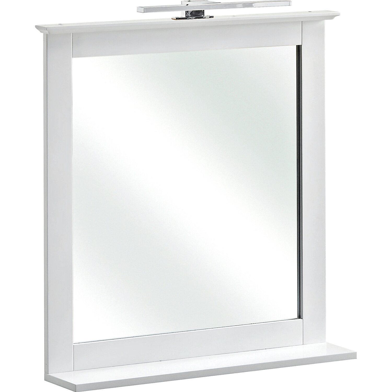 pelipal bad spiegel jasper 68 cm x 60 cm x 12 cm wei kaufen bei obi. Black Bedroom Furniture Sets. Home Design Ideas