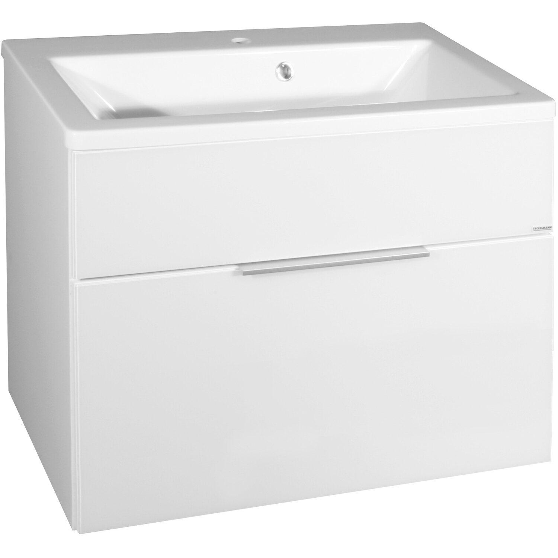 fackelmann waschbeckenunterbau 79 5 cm kara wei kaufen bei obi. Black Bedroom Furniture Sets. Home Design Ideas