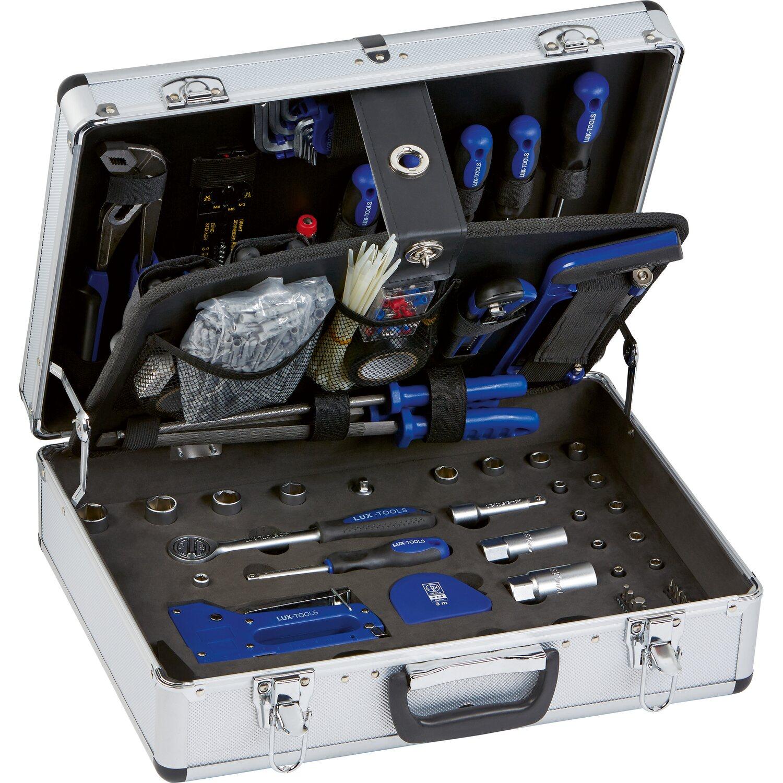 LUX Werkzeugkoffer Classic 399-teilig