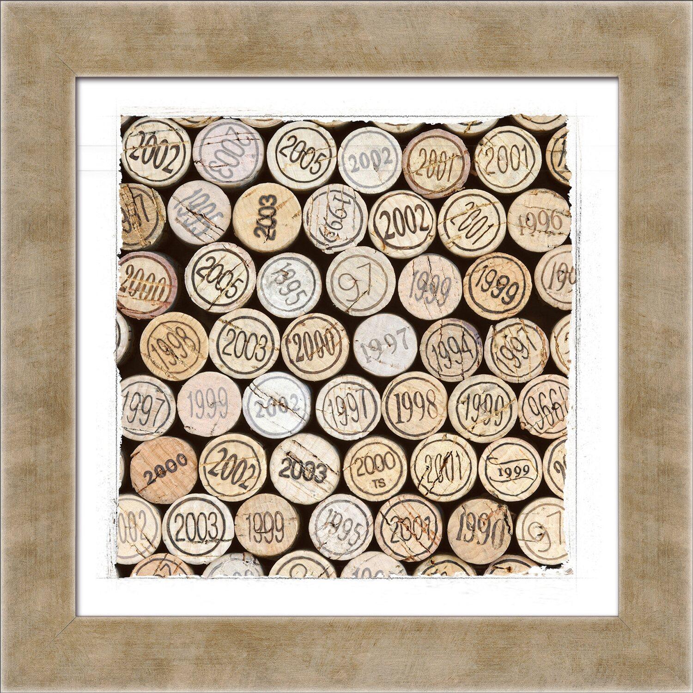 bild mit rahmen cork collection 38 cm x 38 cm kaufen bei obi. Black Bedroom Furniture Sets. Home Design Ideas