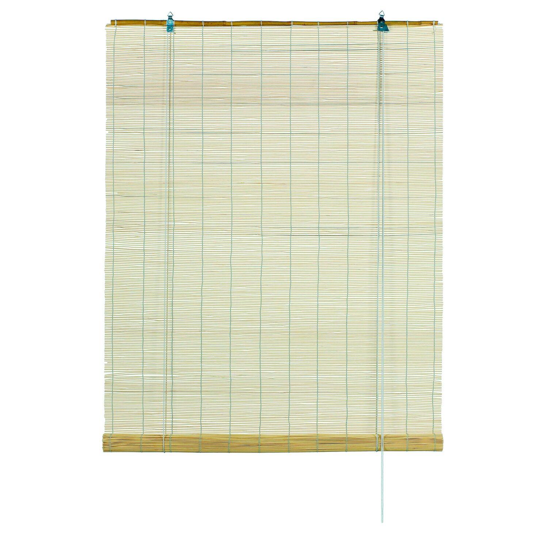 gardinia bambus rollo seoul 150 cm x 180 cm natur kaufen bei obi. Black Bedroom Furniture Sets. Home Design Ideas