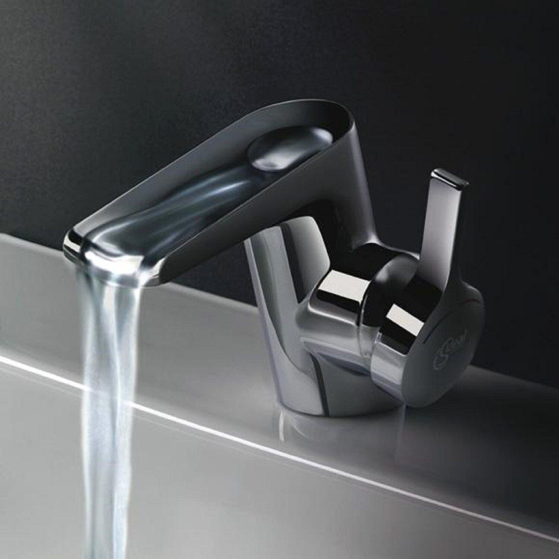 ideal standard melange einhebel waschbeckenarmatur kaufen. Black Bedroom Furniture Sets. Home Design Ideas