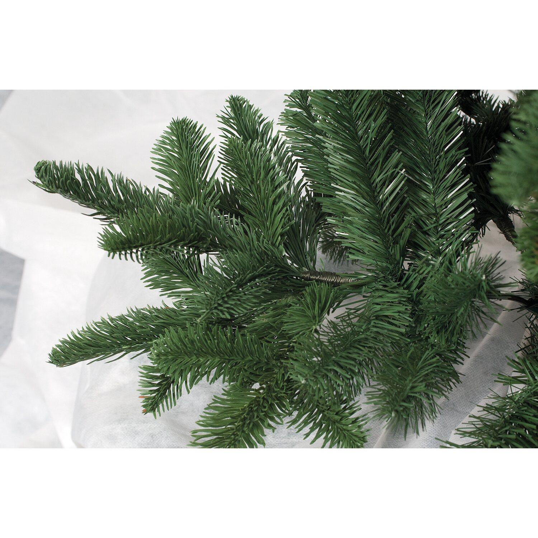 Künstlicher Tannenbaum 180.Takasho Künstlicher Weihnachtsbaum Nordmanntanne 180 Cm Kaufen Bei Obi
