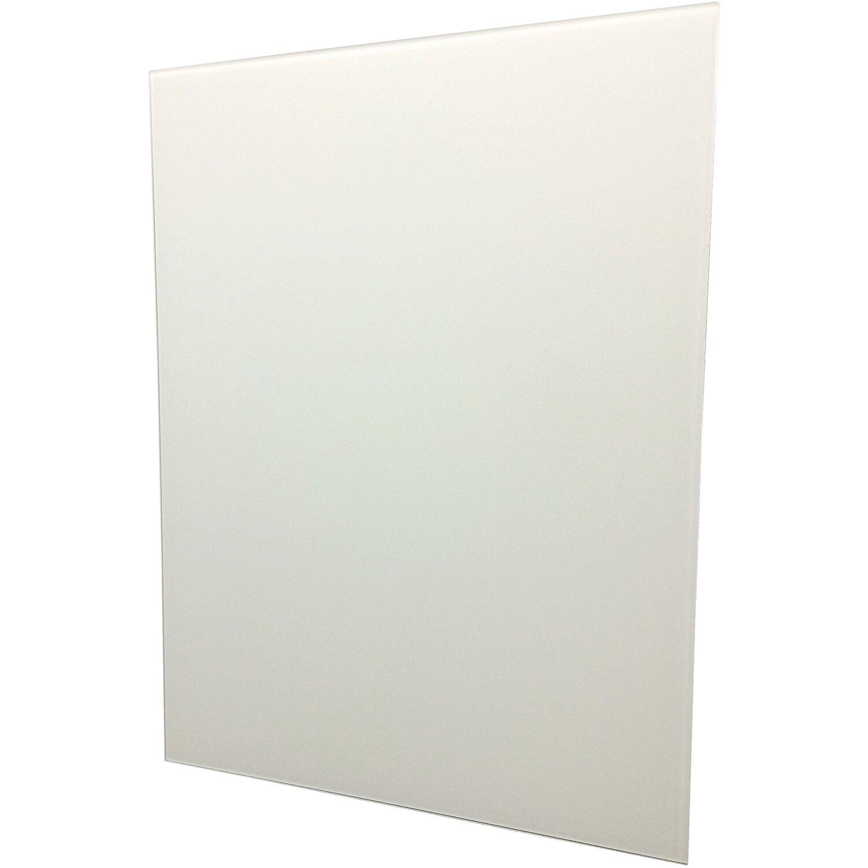 infrarot glas heizk rper 850 w 100 cm x 60 cm wei kaufen bei obi. Black Bedroom Furniture Sets. Home Design Ideas
