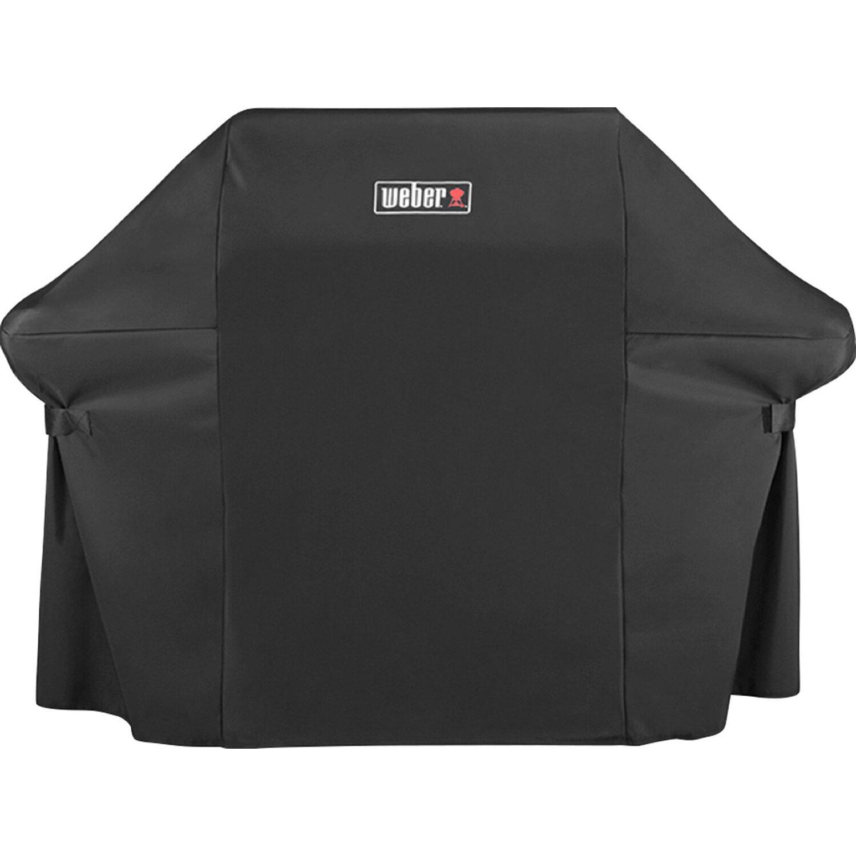 weber premium abdeckhaube f r genesis ii 400 serie kaufen bei obi. Black Bedroom Furniture Sets. Home Design Ideas
