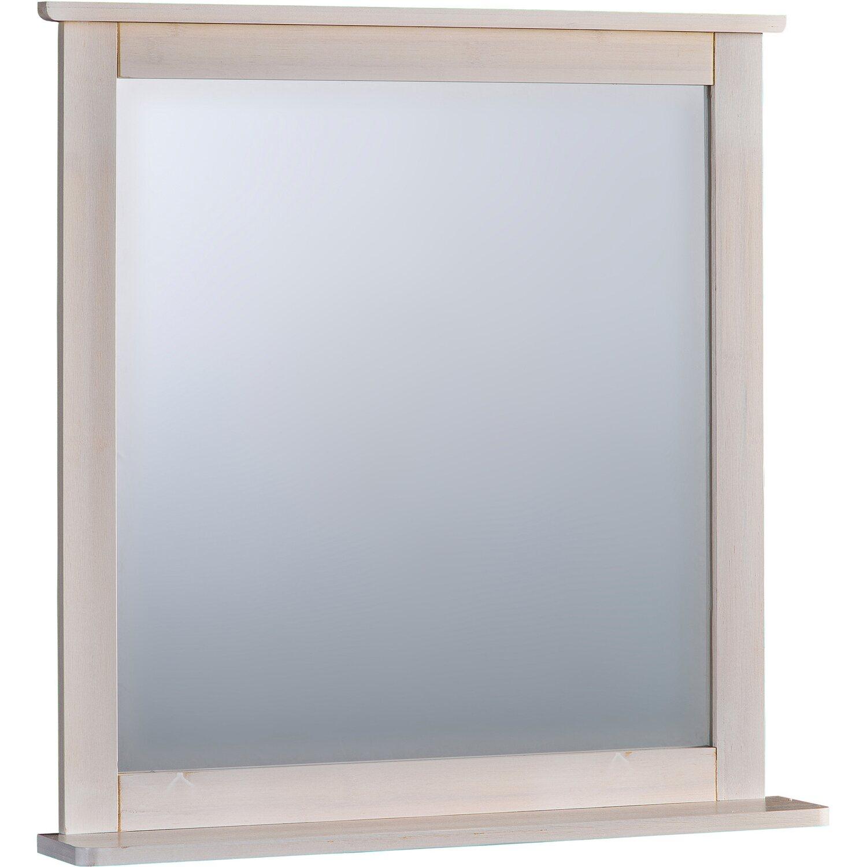Wandspiegel Bad Flur Spiegel Mit Rahmen Und Ablage Massiv: Wandspiegel Mit Ablage. Cheap Wandspiegel Dreams Mit