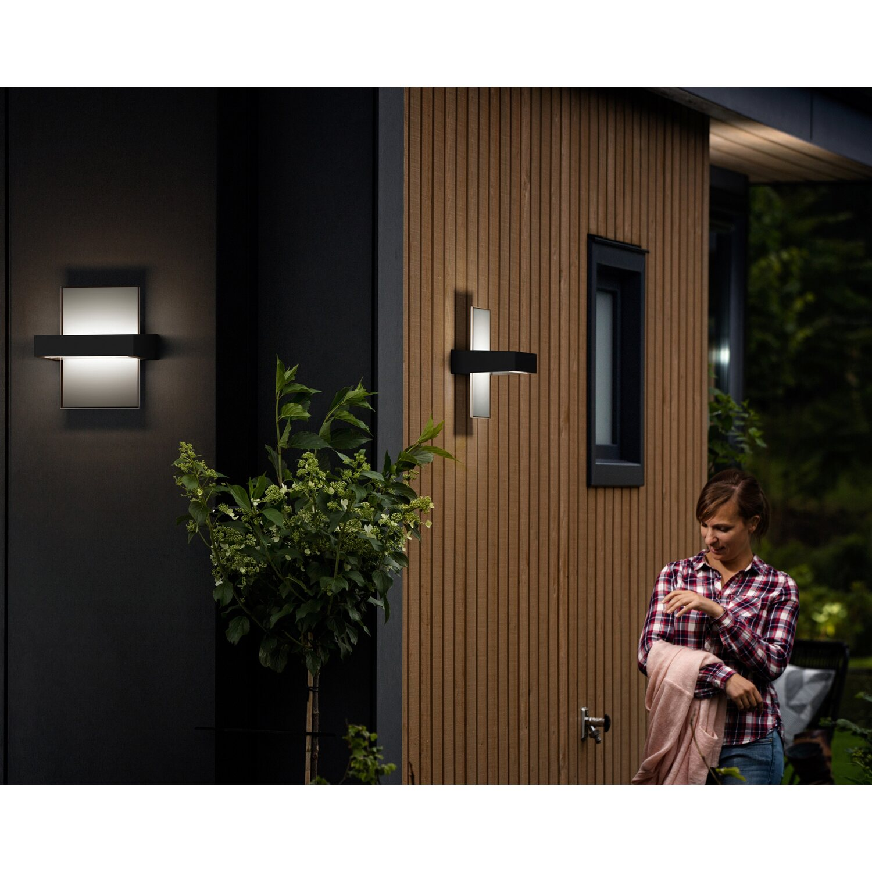 Philips myGarden LED Außen Wandleuchte kaufen bei OBI