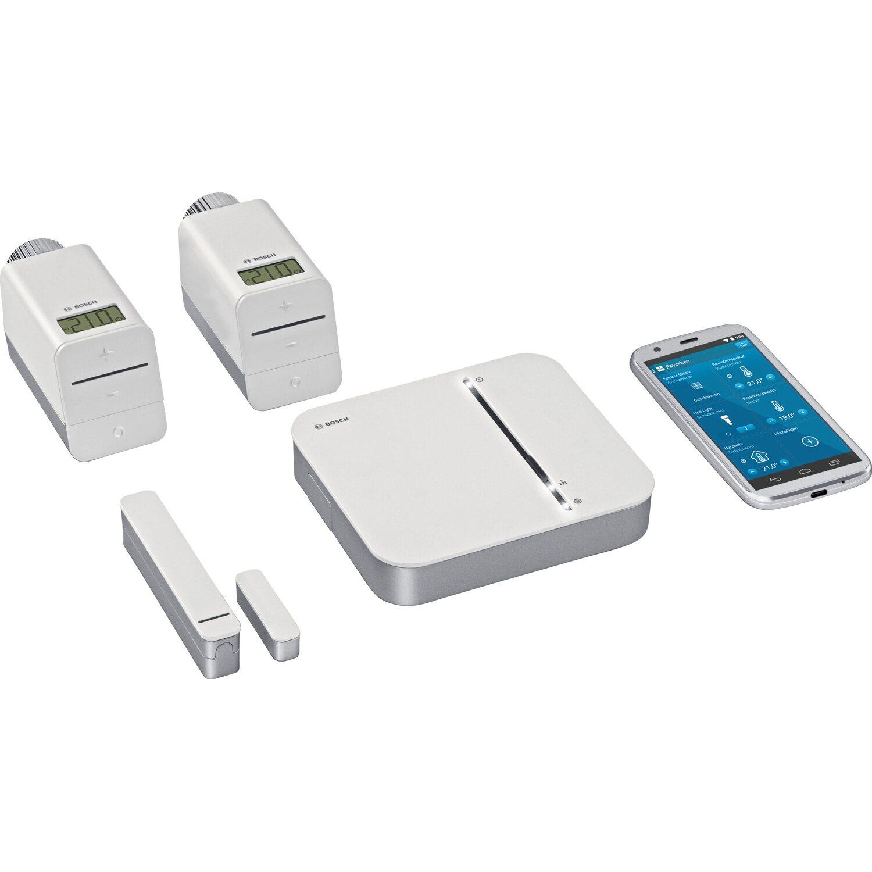 Bosch Raumklima Starter-Paket Smart Home Weiß