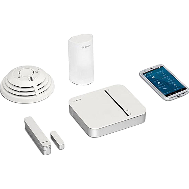 Bosch Smart Home Sicherheit Starter-Set mit App-Funktion ...