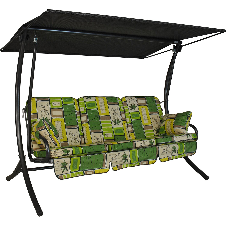 star hollywoodschaukel vigo gr n kaufen bei obi. Black Bedroom Furniture Sets. Home Design Ideas