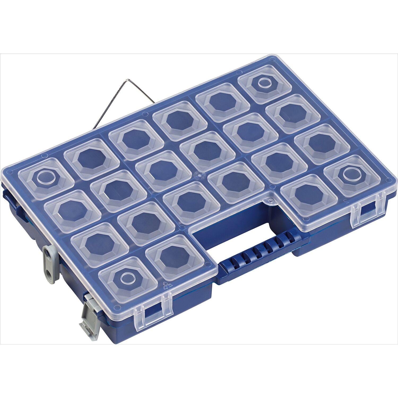 LUX Sortierkasten mit 7 Fächern
