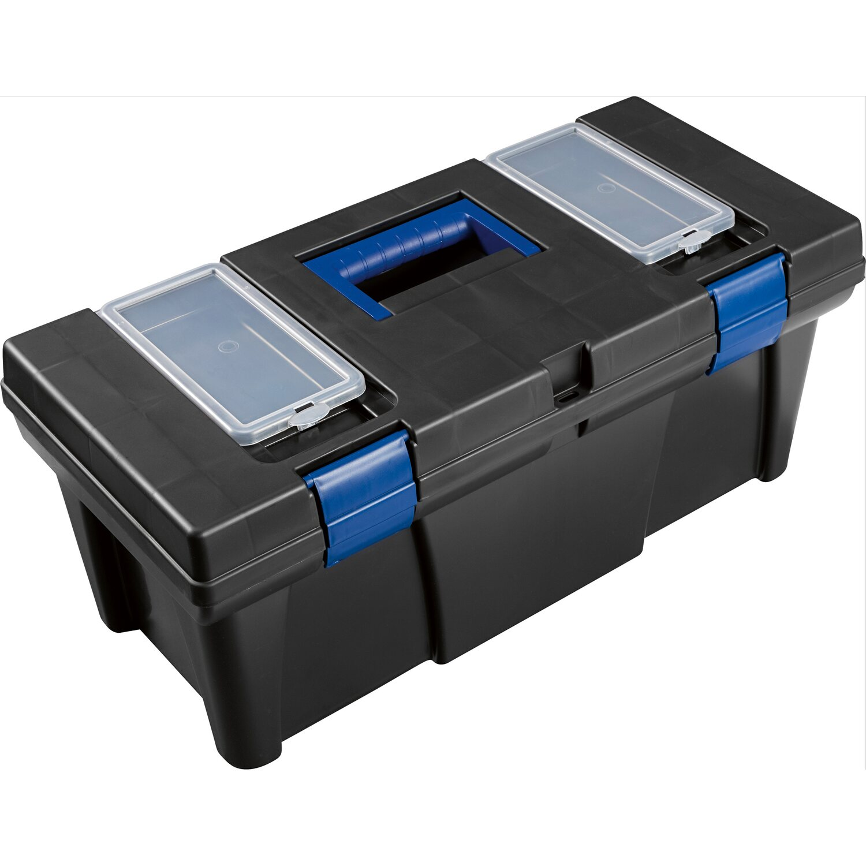 lux werkzeugkoffer mit organizer 48 cm kaufen bei obi. Black Bedroom Furniture Sets. Home Design Ideas