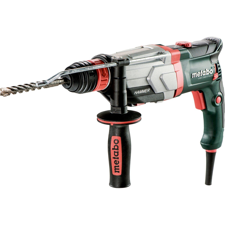 metabo multihammer uhe 2860-2 quick mit kunststoffkoffer kaufen bei obi