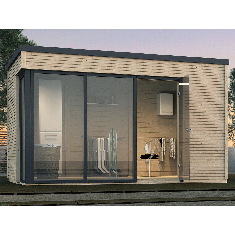 holz gartenhaus online kaufen bei obi, Moderne