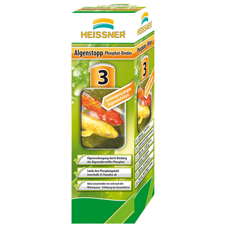Heissner  Algenstopp-Phosphat-Falle 250 ml