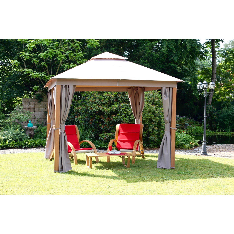 leco pavillon elegance taupe kaufen bei obi. Black Bedroom Furniture Sets. Home Design Ideas