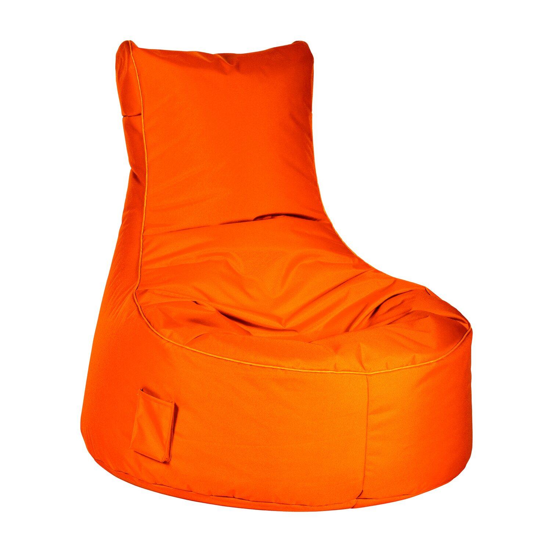 Sitting Point Sitzsack Swing Scuba 300 l Orange