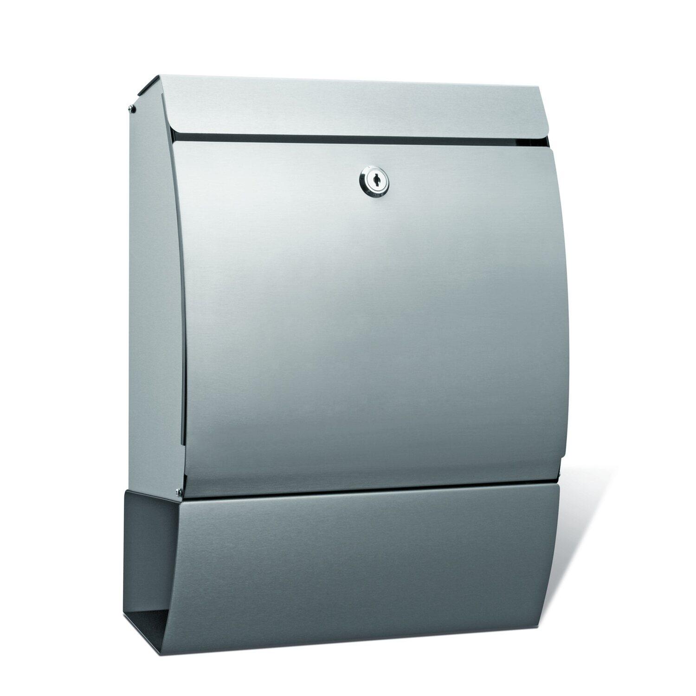 Cmi briefkasten rund edelstahl kaufen bei obi - Briefkasten kaufen obi ...