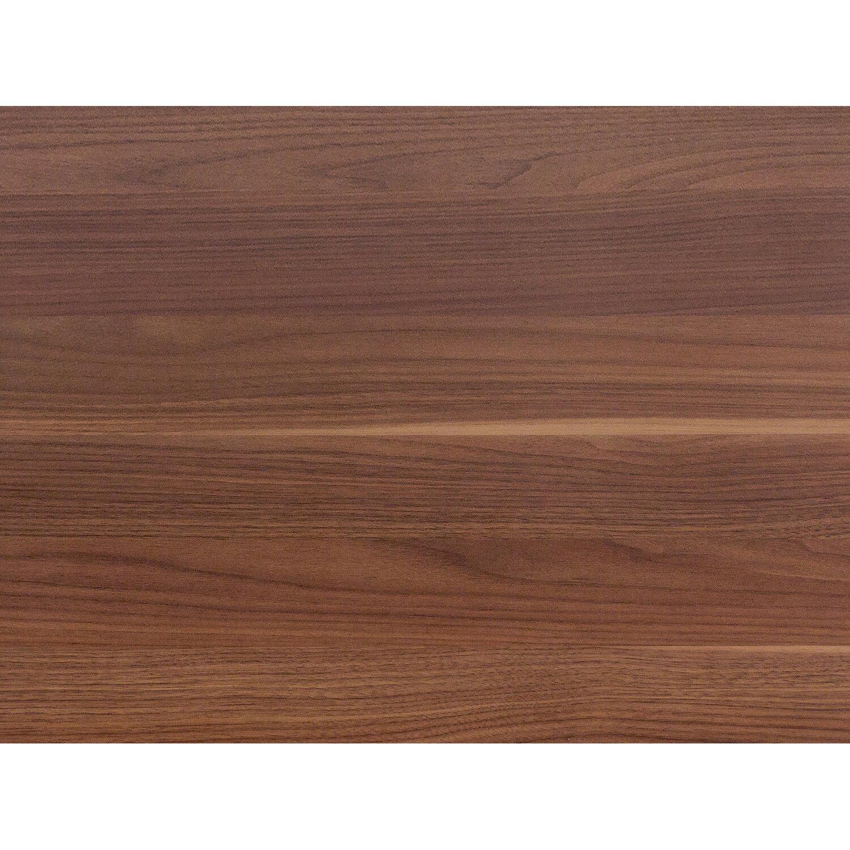 Arbeitsplatte nussbaum  Flex-Well Arbeitsplatte 220 x 60 x 3,8 cm Nussbaum kaufen bei OBI