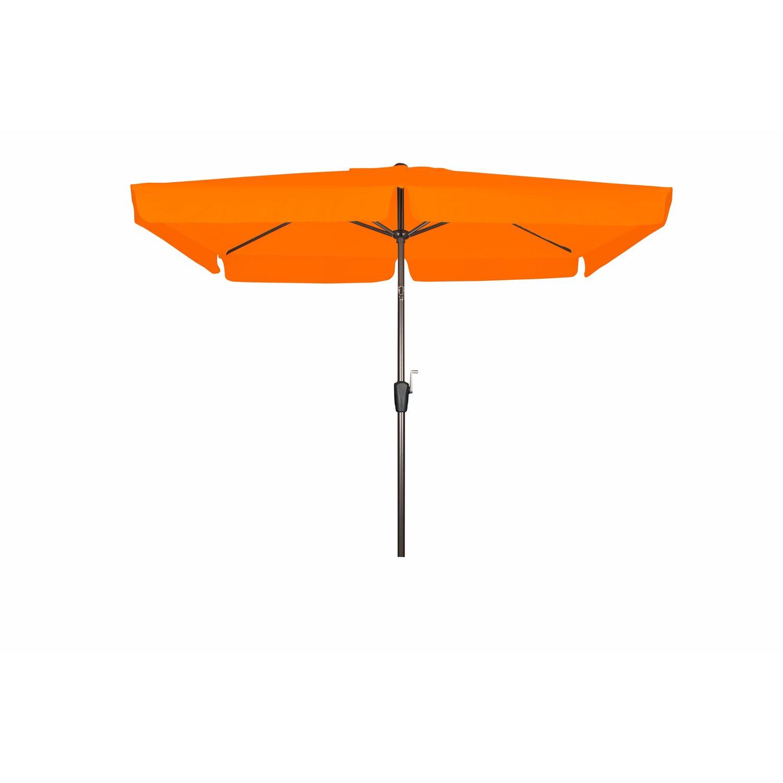 Derby  Sonnenschirm Basic Lift rechteckig 210 cm x 140 cm Umbra