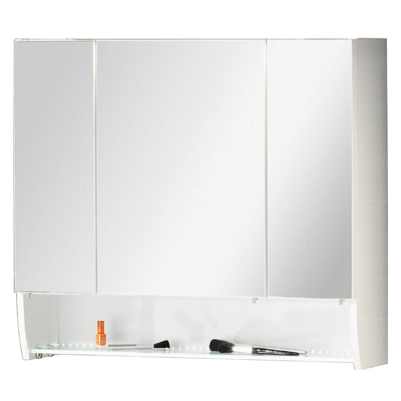 Elegant Spiegelschrank 3 Türig Galerie Von