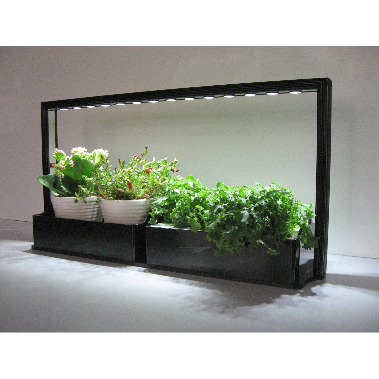 venso ecoherb duo led kr utergarten 25 w inkl hydrokultur set kaufen bei obi. Black Bedroom Furniture Sets. Home Design Ideas