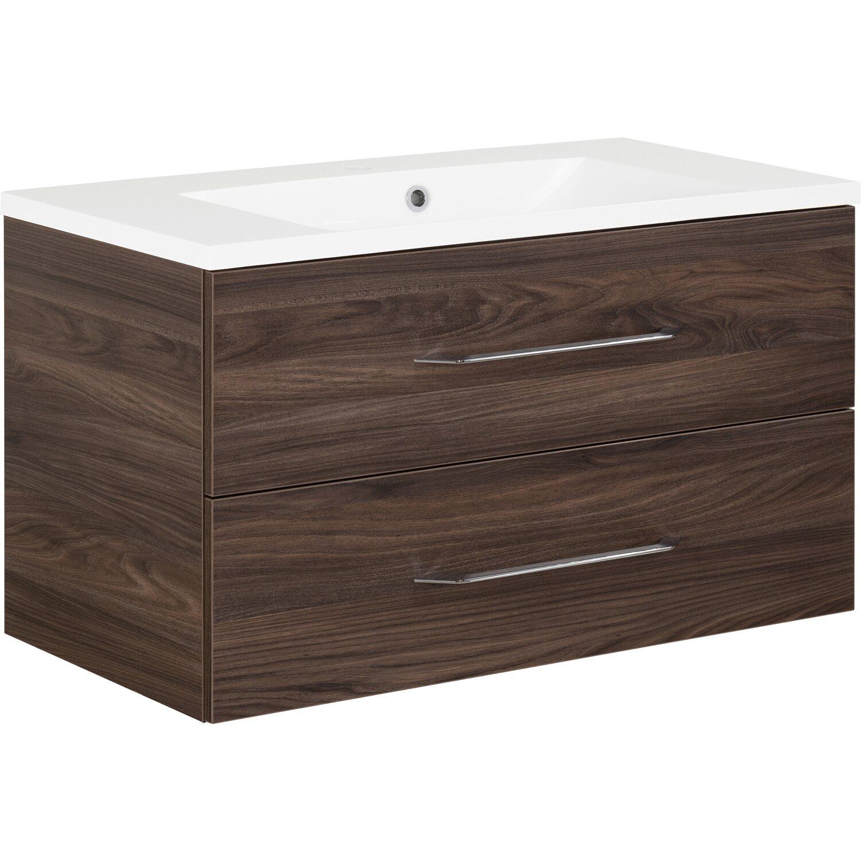 fackelmann waschplatz 90 cm ulme madera kaufen bei obi. Black Bedroom Furniture Sets. Home Design Ideas