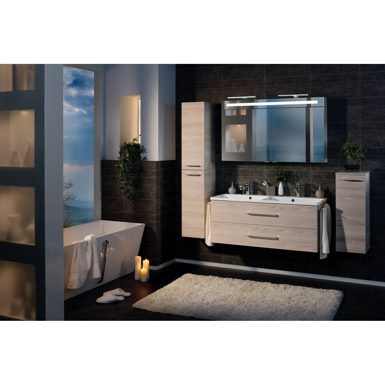 badm bel online kaufen bei obi. Black Bedroom Furniture Sets. Home Design Ideas