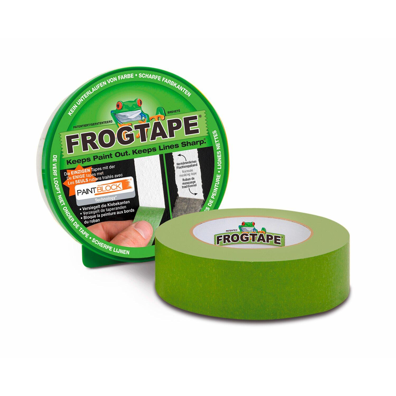 Frogtape Malerkrepp Frog Tape 41,1 m x 24 mm Grün
