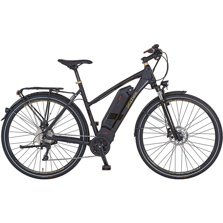prophete e bike alu trekking 28 aeg navigator esport damen kaufen bei obi. Black Bedroom Furniture Sets. Home Design Ideas