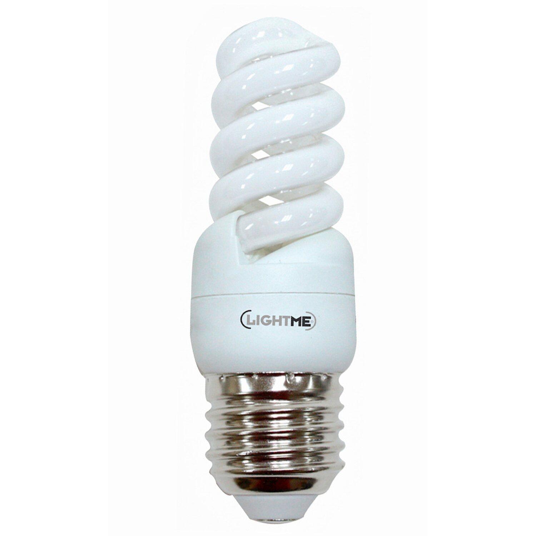 Energiesparlampe Spiralform E27 / 9 W (420 lm) ...