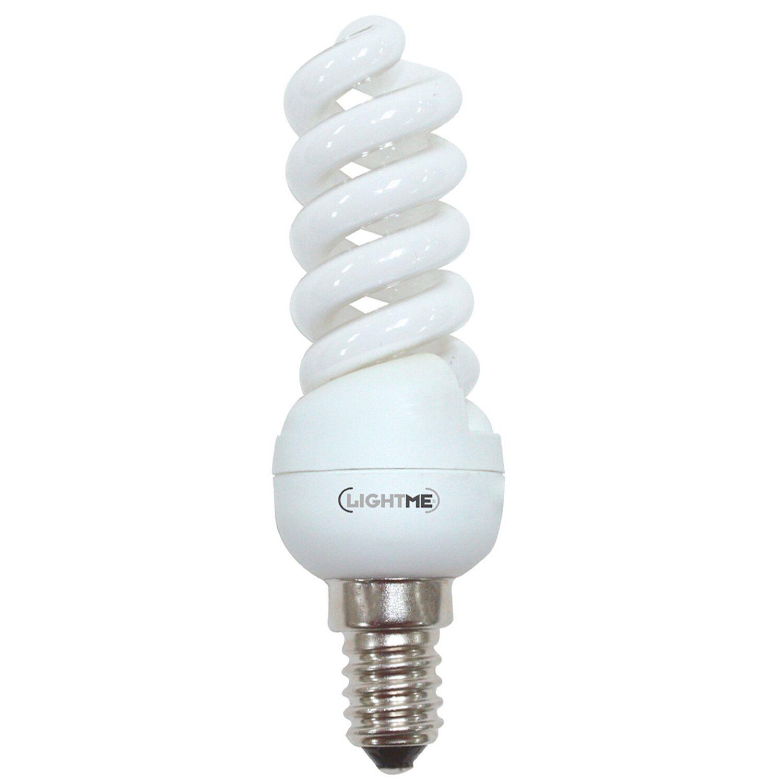 Energiesparlampe Spiralform E14 / 11 W (540 lm)...