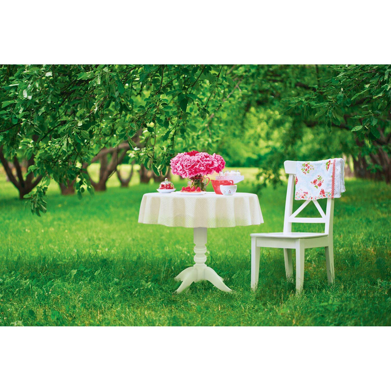 d c table gartentischdecke florida creme 130 cm x 160 cm eckig kaufen bei obi. Black Bedroom Furniture Sets. Home Design Ideas