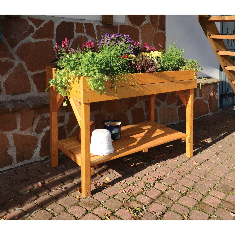 Pflanztisch kaufen bei obi - Obi balkon holzfliesen ...