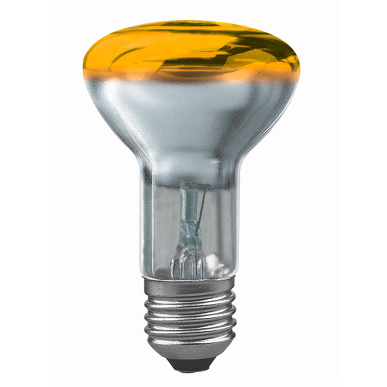 Paulmann Glühlampe Reflektor R63 E27 / 40 W Gelb