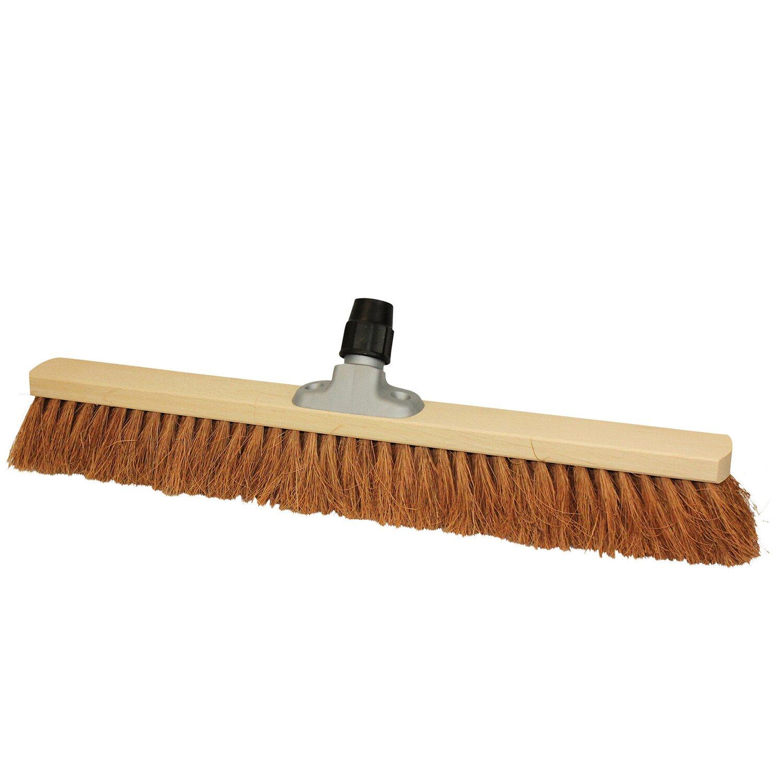 lux saalbesen 60 cm kokos power stick prestige kaufen bei obi. Black Bedroom Furniture Sets. Home Design Ideas
