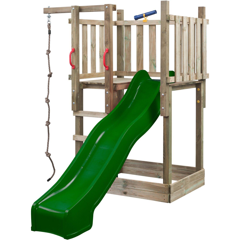 swingking spielturm mario mit rutsche kaufen bei obi. Black Bedroom Furniture Sets. Home Design Ideas
