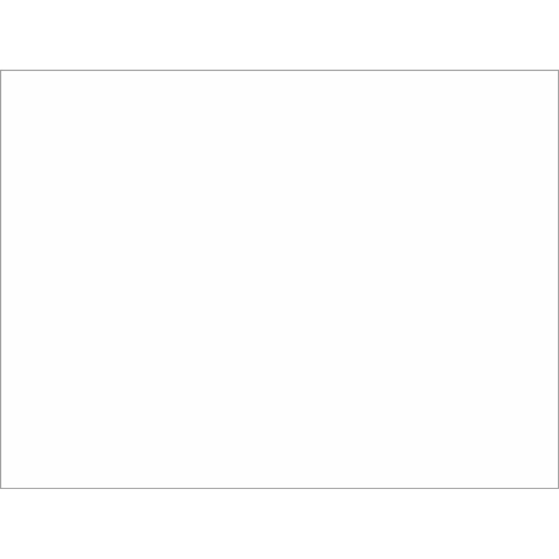 Sonstige Wandfliese Weiß Glänzend 14,8 cm x 19,8 cm