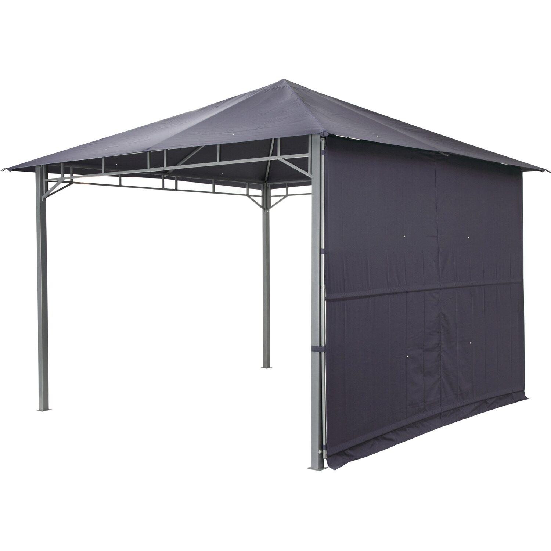 tepro pavillon lehua 330 cm x 330 cm dunkelblau kaufen bei obi. Black Bedroom Furniture Sets. Home Design Ideas