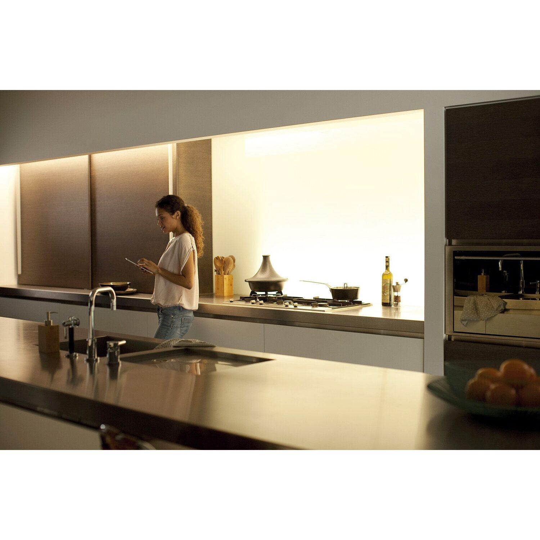 Bauhaus Weihnachtsbeleuchtung.Philips Hue Led Lightstrip Plus Basis Eek A