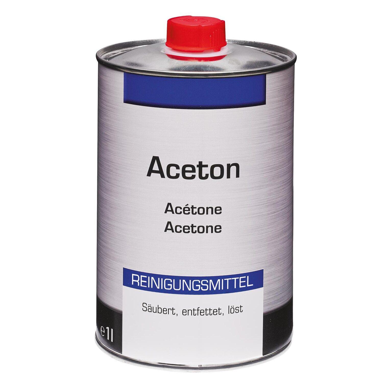 Aceton Reinigungsmittel Transparent 1 l