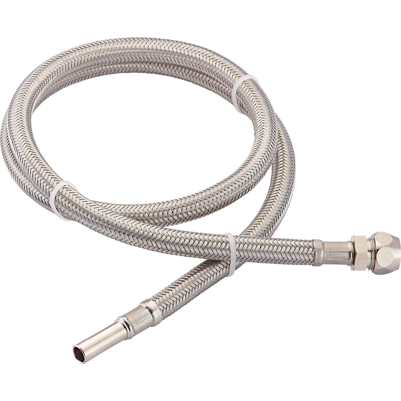 LUX Flex-Armaturen-Verbindungsschlauch 14,9 mm (G 3/8) x 1000 mm