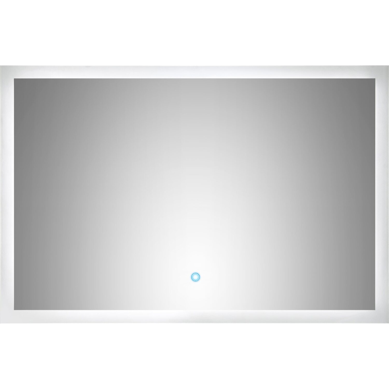 led lichtspiegel 90x60 cm neutralwei mit touch bedienung eek a kaufen bei obi. Black Bedroom Furniture Sets. Home Design Ideas