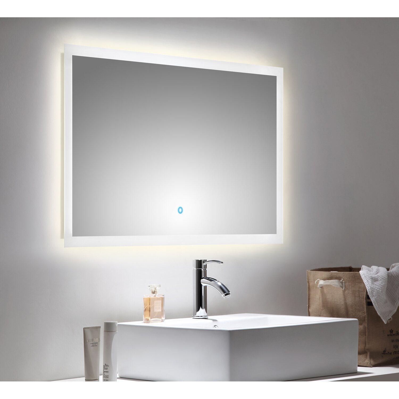 Badspiegel: Badezimmerspiegel mit LED Beleuchtung kaufen